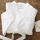 Rhinestone Monogram Personalized Spa Robe
