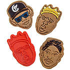 Baking with My Homies Cookie Stampers