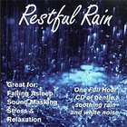 Restful Rain White Noise CD