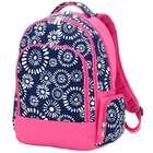 Riley Pink Trimmed Backpack