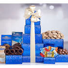 Ghirardelli Gift Tower for Milk Chocolate Lovers