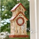 Bird House Bluetooth Wireless Outdoor Speaker