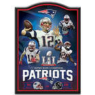 New England Patriots Super Bowl LI Championship Wall Decor