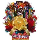 Happy Birthday Candy Bouquet