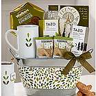 Relax and Nuture Tea Basket