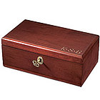 Wooden Valet Keepsake Box