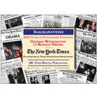 Inaugurations, Washington to Obama New York Times Compilation