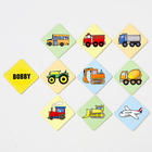 Transportation Time Personalized Memory Game