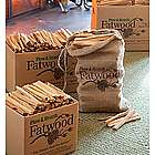 12 Pound Bag of Fatwood Kindling