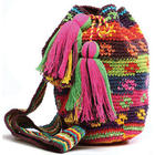 Tassels Drawstring Bag