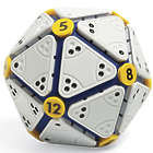Icosoku Math Puzzle Ball