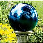 Unbreakable Weather-Resistant Stainless Steel Gazing Ball