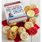 12 Cookies in Home is Where the Anchor Drops Tin