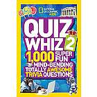 Kids' Quiz Whiz 2 Trivia Book
