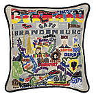 Hand Embroidered Germany Pillow