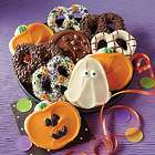 20 Halloween Pretzels and Cookies