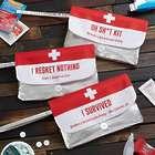 Bachelorette Survival Kit Personalized Wristlet
