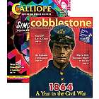 Calliope/Cobblestone Combo Magazine Subscription