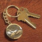 Dare to Soar Medallion Key Chain