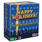 Happy Holidays Essential Questions Game
