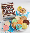 12 Cookies Happy Birthday Handsome Gift Tin