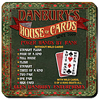 Personalized House of Cards Coaster Set