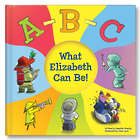 Personalized ABC, What I Can Be Children's Book