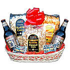 Wisconsin Gourmet Popcorn Gift Basket