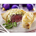 Christmas Dinner For Two Featuring Beef Wellington