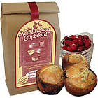 New England Cranberry Spice Muffin