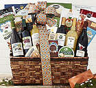 Half Dozen California Wine Gift Basket