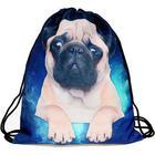 Pug Life Chose Me Tote Bag