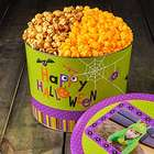 2 Gallon Happy Halloween Buttered Popcorn Gift Tin