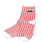 Smucker's� Gingham Socks