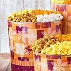 3.5 Gallon Fall Splendor 4-Flavor Popcorn Tin
