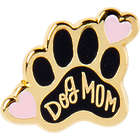 I Just Want To Be A Stay At Home Dog Mom Enamel Pin