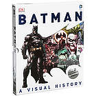 Batman: A Visual History Book