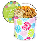 1 Gallon of People's Choice Popcorn in Jubilee Popcorn Tin