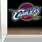 Cleveland Cavaliers Sword Logo Basketball Display Case