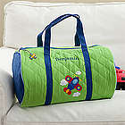 Personalized Airplane Duffel Bag