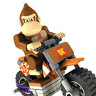 Diddy Kong and Bike K'NEX Building Set