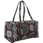 Vera Bradley Large Quilted Duffel Bag