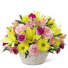 Deluxe Basket of Cheer Bouquet