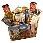 Taste of Chicago Deluxe Gift Basket