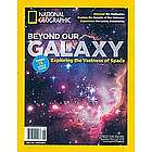 National Geographic Beyond Our Galaxy Special Edition Magazine