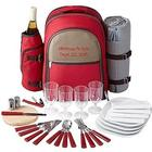 Happy Couple Personalized 30-Piece Picnic Set