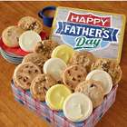 16 Assorted Cookies Fathers Day Gift Tin