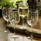 Personalized Wine Stemware