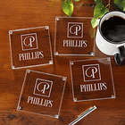 Personalized Glass Coaster