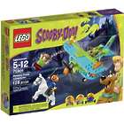 Scooby-Doo Mystery Plane Adventures LEGO Building Kit
